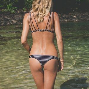 Tori Praver swim bottoms